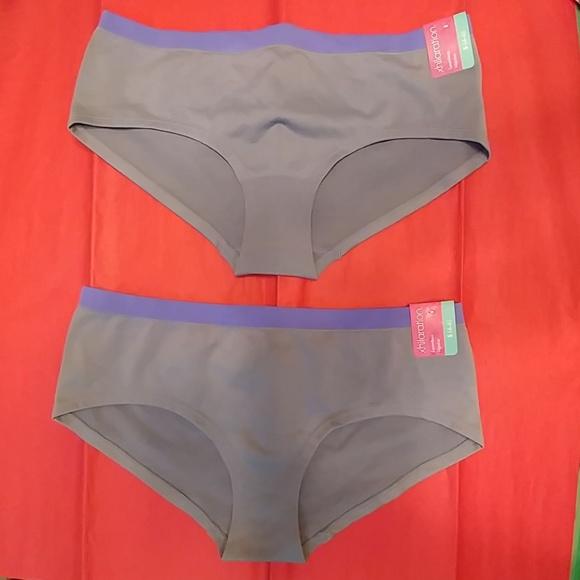 505f51d9e5d4 Xhilaration Intimates & Sleepwear | 2 Womens Seamless Hipsters S 46 ...